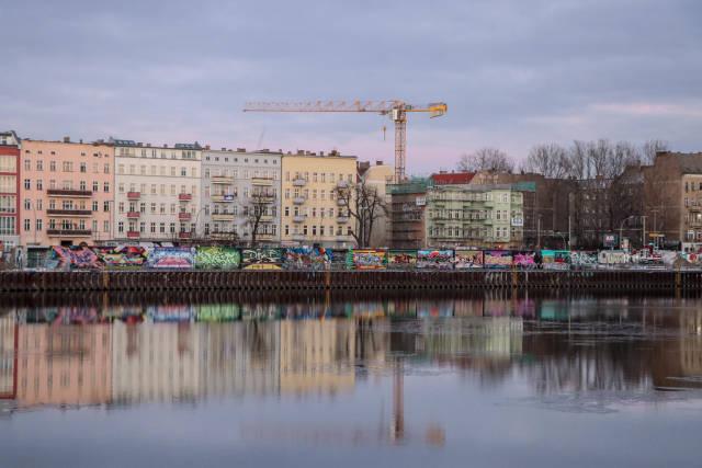 Graffiti Wall of Berlin