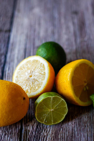 citrus and lime mix