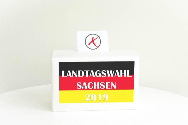 Landtagswahl in Sachsen 2019