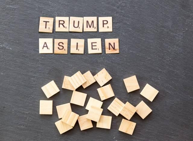 Donald Trump fährt nach Asien – ernsthaft und für lange