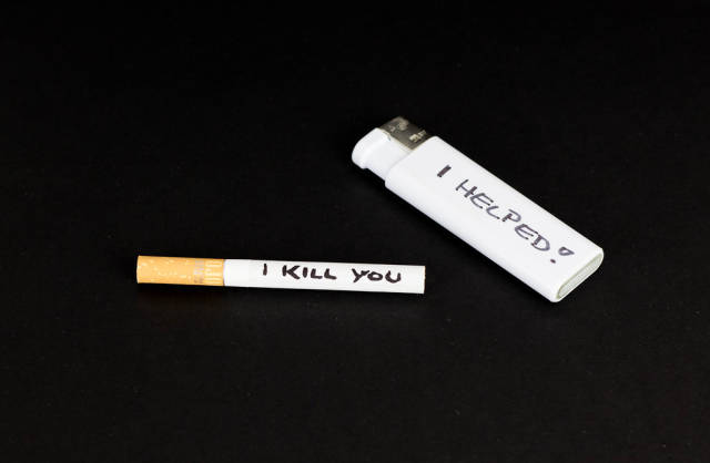 Smoking is bad for health