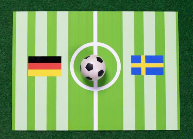 Germany vs Sweden world cup 2018