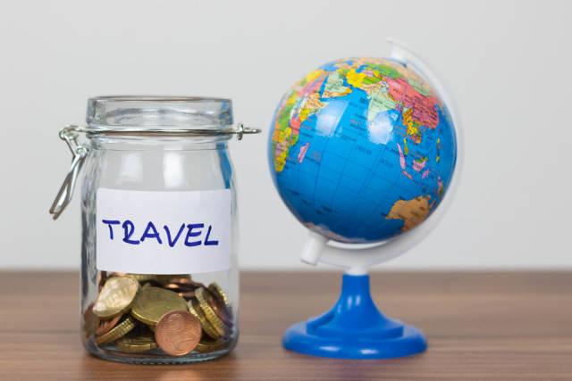 Die Welt mit wenig Geld bereisen