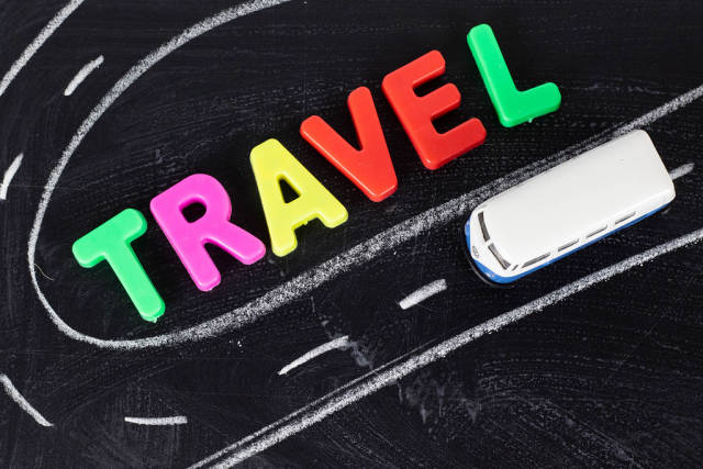 Travel with car