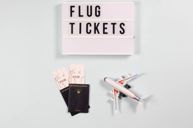 Flugtickets