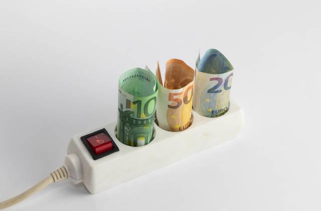 Save money with energy saving