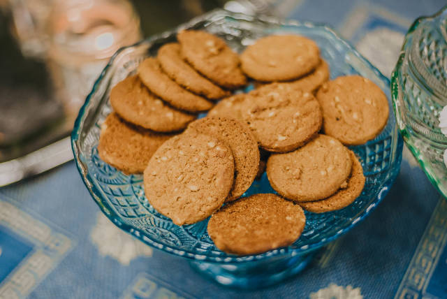 Bowl Of Butter Cookies