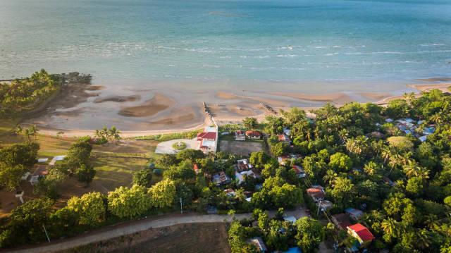Overlooking Paradiso Resort in Hinigaran