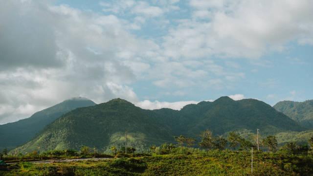The Mountain Ranges of Don Salvador