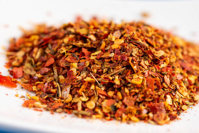 Red Grated Chilly Pepper