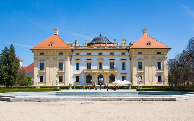 Austerlitz palace, Czech Republic