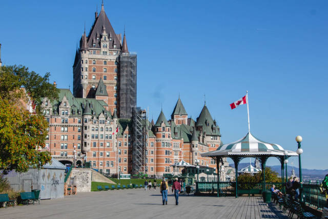 Quebec City Frontenac Place