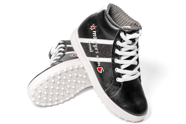 A pair of new womens casual shoes