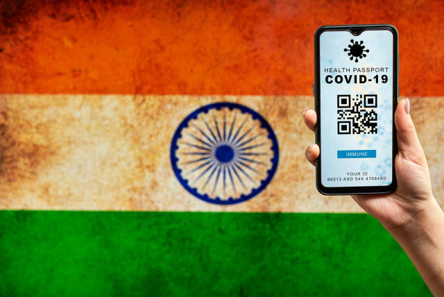 India rolls out Vaccine passport