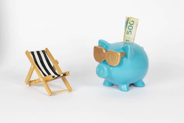 Sparen für den Urlaub