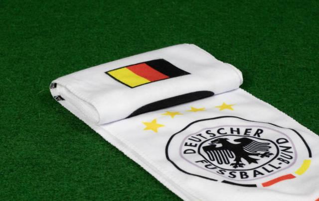 Germany Football Fan Scarf