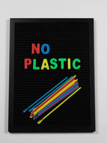 Dont use plastic