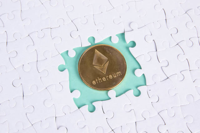 Missing puzzle pieces and Ethereum coin