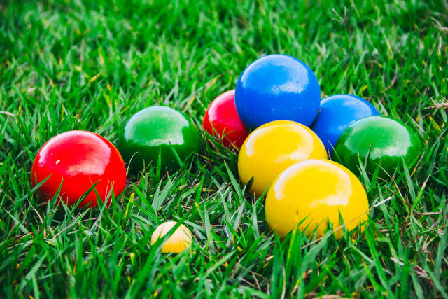 The Game of Bocce