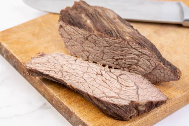 Sliced Boiled Beef