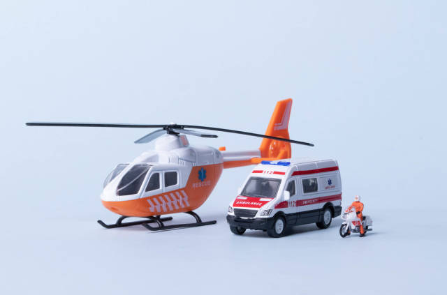 Paramedic Ambulance team