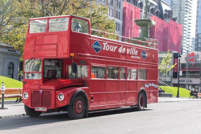 Double Decker Bus City Tour