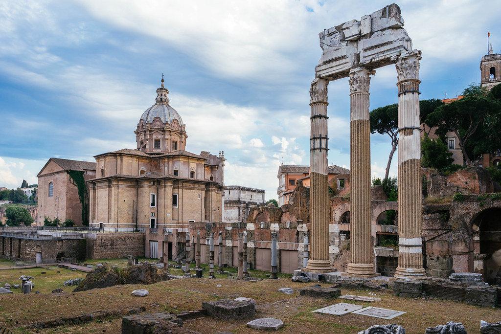 Roman Forum / Forum Romanum