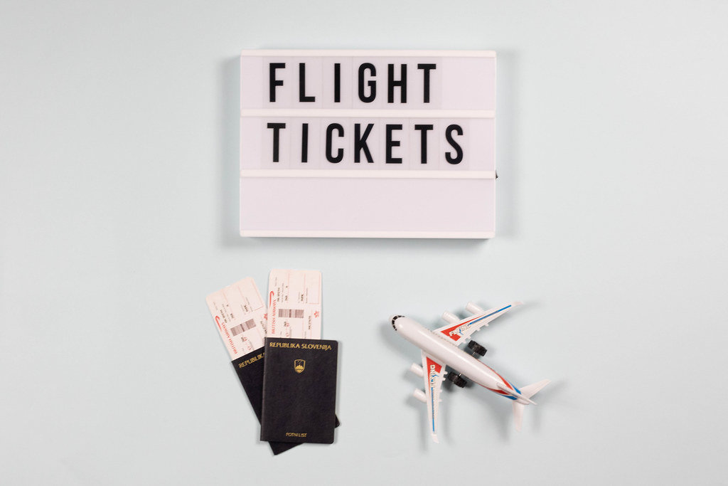 Flight tickets