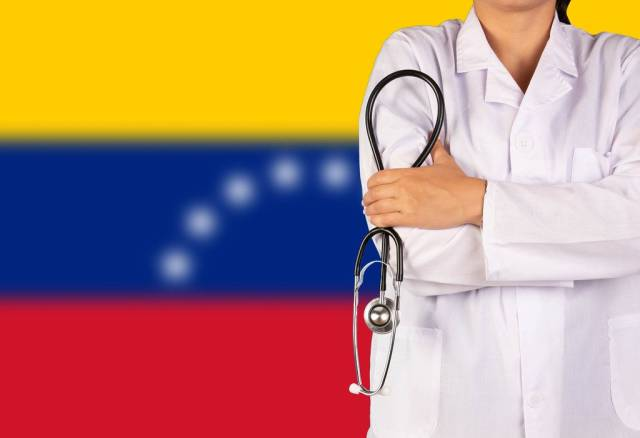 Concept of national healthcare system in Venezuela