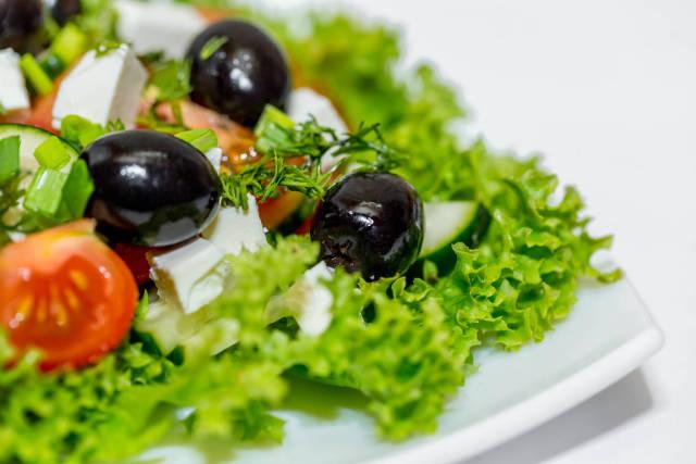 Fresh diet salad