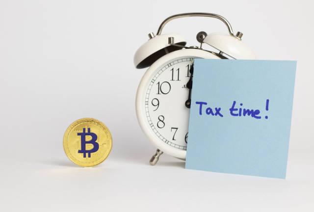 Bitcoin tax calculation