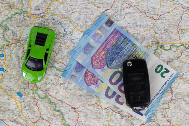 Auto mieten für den Urlaub