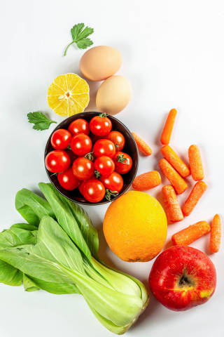 Background foods for healthy eating and weight loss