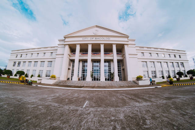 Government Center of Bacolod