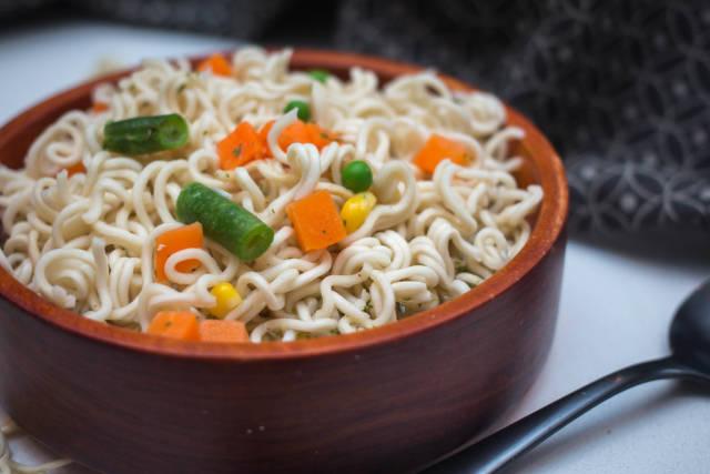 Ramen Noodle with Vegetables