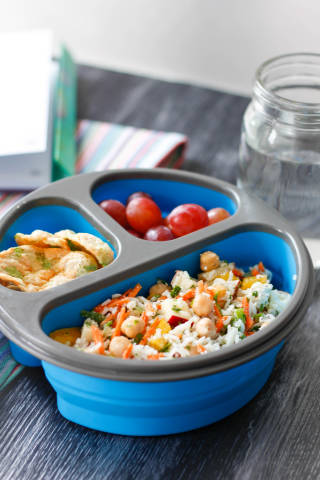 Healthy Lunch in a Bento Box