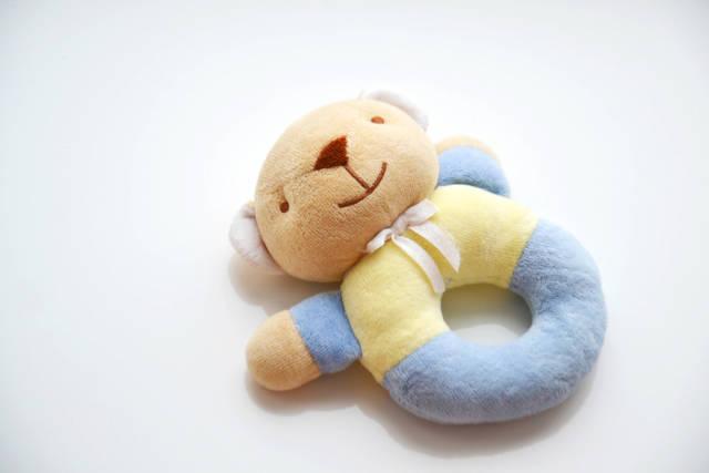Childrens teddy bear