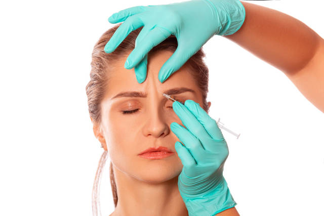 Medical treatments to smooth out wrinkles