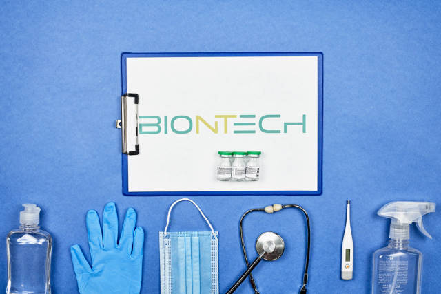 Launch of the BioNTech vaccine