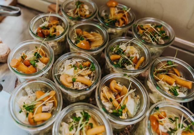 Shitaki Salad Mix