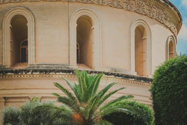 Rotunda Church In Malta