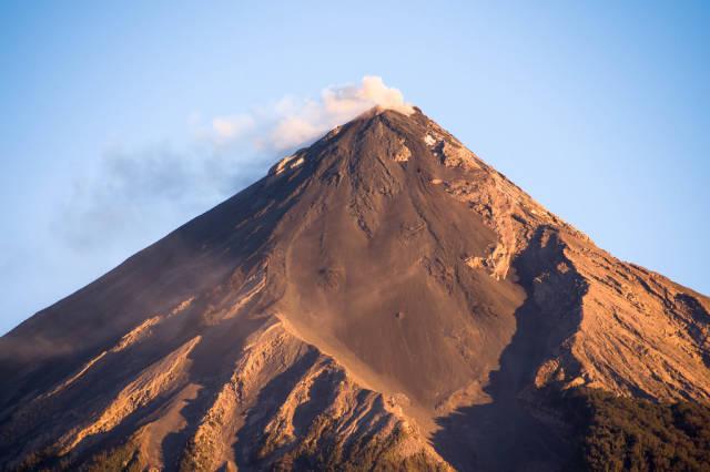 Volcan de Fuego (active volcano in Guatemala)
