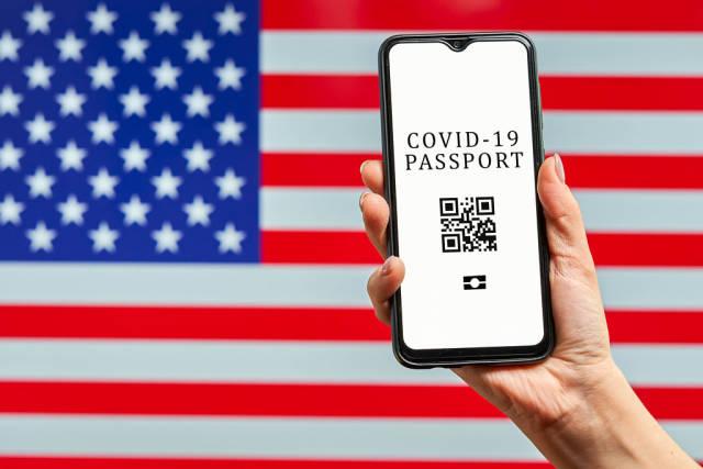 USA launching Digital COVID-19 ID passports