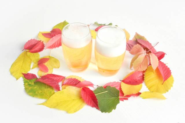 Beer. Autumn. Oktoberfest