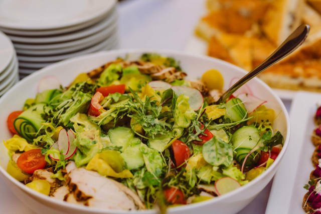 vegetable salad mix