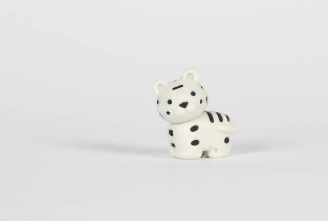 White tiger toy