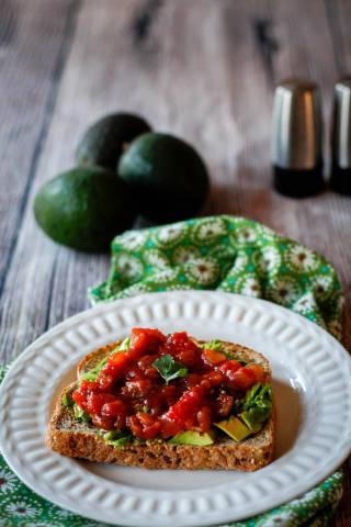 avocado toast