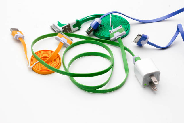 Colorful Smartphone Cable Charge
