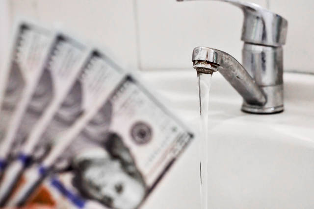 Water bill pay