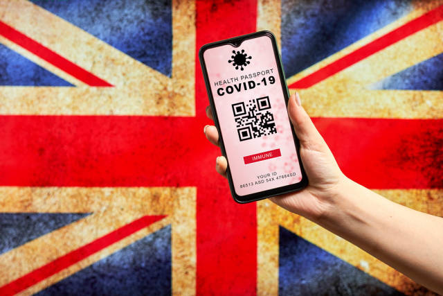 UK tech company launches global COVID and vaccination passport